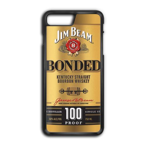 a5a04f7b1624 Jim Beam Bonded iPhone 7 Plus Case - CASESHUNTER