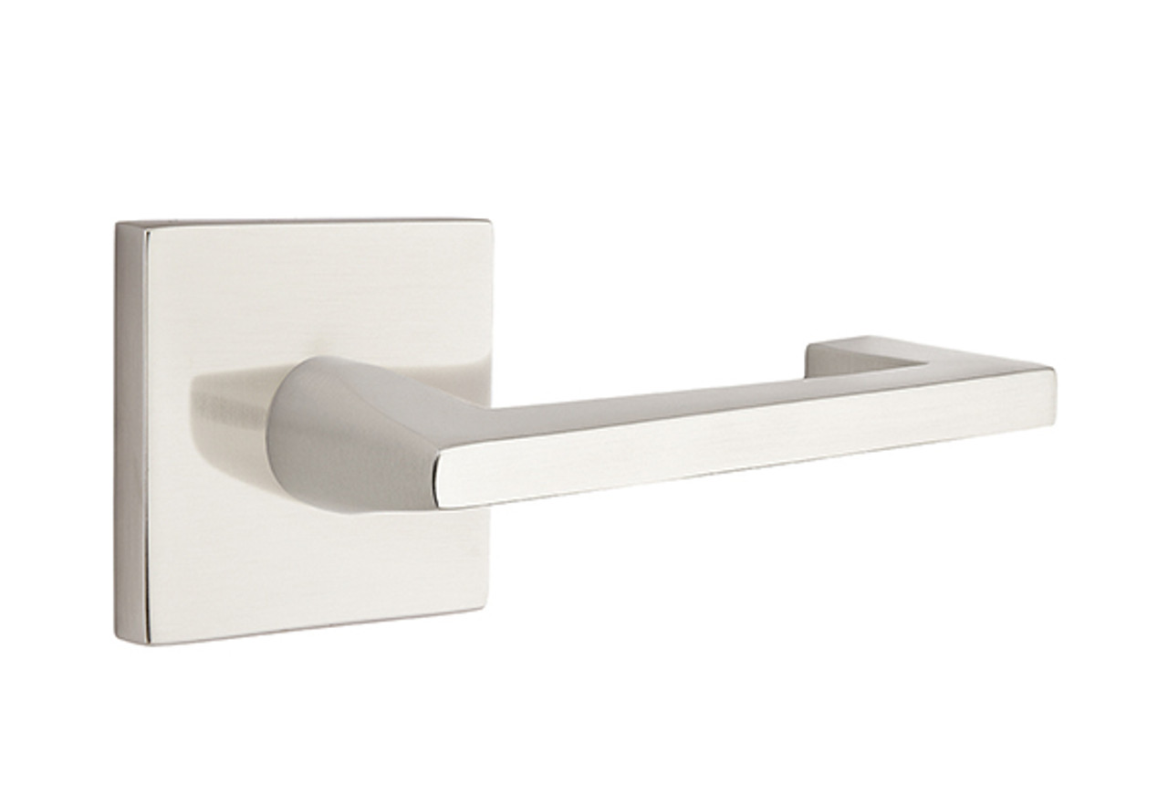 Emtek Argos Modern Brass Handle Leverset