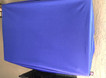 Dust Cover for TVSPRO 6570 Enclosure - Signature Blue