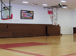 TVs for School Gyms: 4 Uses Plus Digital Display Enclosure Solutions