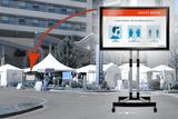 Healthcare Digital Signage & Healthcare TV Protection & Sanitization (Indoor & Outdoor)