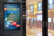 Why Outdoor TV Enclosures for Digital Movie Poster Displays are Better than Movie Poster Light Boxes