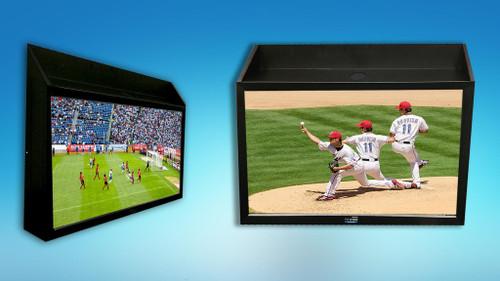 Anti-Ligature TV Enclosure Hood for The TV Shield PRO Lite Series