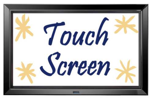 """Indoor IR Touch Screen Frame for 42""""-80"""" The TV Shield PRO Lite"""