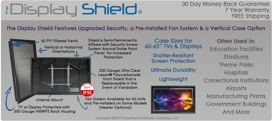 The Display Shield 60 inch 65