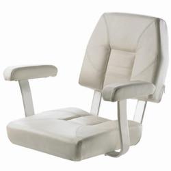 Vetus Skipper Boat Seat - White
