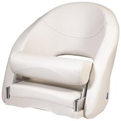 Vetus Lieutenant Boat Seat - White