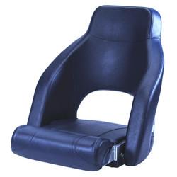 Vetus Admiral Boat Seat - Dark Blue
