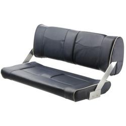 "Vetus ""Ferry"" Flip-Back Bench Seat - Dark Blue"