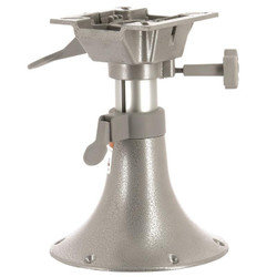 Vetus Manually Adjustable Seat Pedestal - Bell Shape