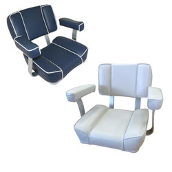"Deluxe ""Captains"" Boat Chair"