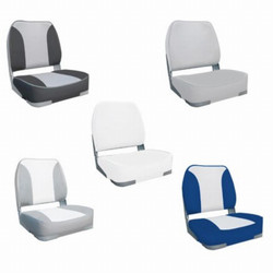 Oceansouth Folding Boat Seat - Deluxe