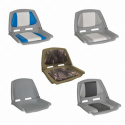 Oceansouth Folding Boat Seat - Fisherman