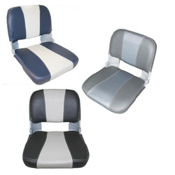"Folding Padded Seats - ""Captain"""