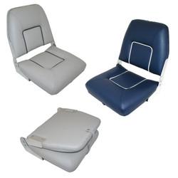 """Folding Upholstered Seats - """"Bosun"""""""