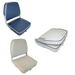 "Folding Upholstered Seats - ""Ensign"""