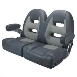 Relaxn Double Cruiser Series Seat Grey/Dark Grey