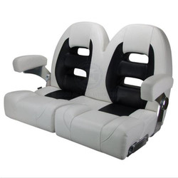 Relaxn Double Cruiser Series Seat White/Black