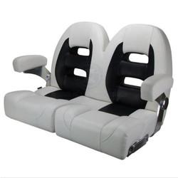 Relaxn Double Cruiser Series Seat White/Black