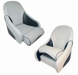 """""""OCEANSTAR""""  Deluxe  Flip-Up  Helmsman  Seat"""