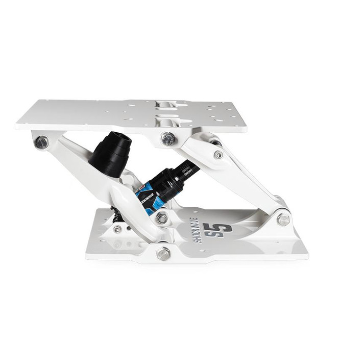 Shockwave Seat Suspension S5 - Gloss White