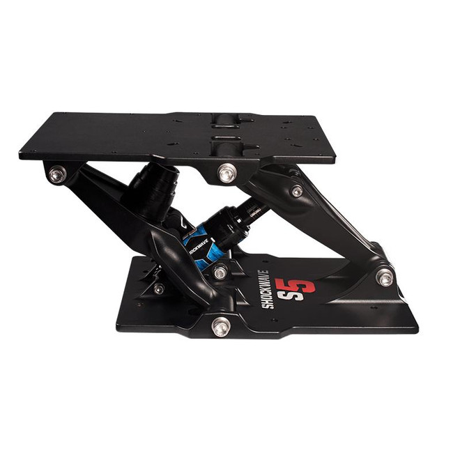 Shockwave Seat Suspension S5 - Matte Black