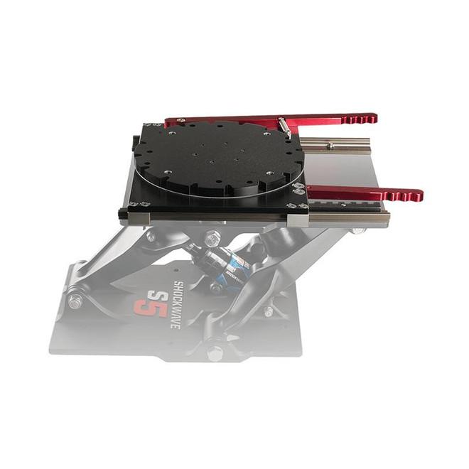 Shockwave Seat Slide & Swivel - Suits S5 Module