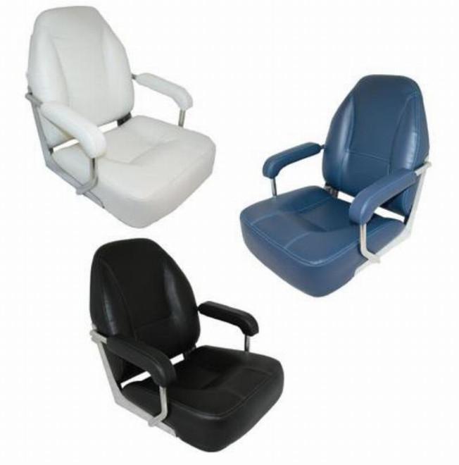"""Mojo"" Deluxe Helm Seats"