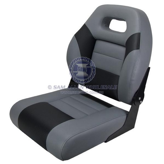 """Relaxn """"Bay"""" Series Fold Down Seat - Deluxe"""