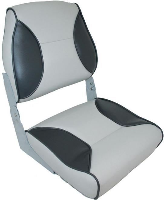 """Deluxe High Back Folding Seats - """"Bluewater"""""""