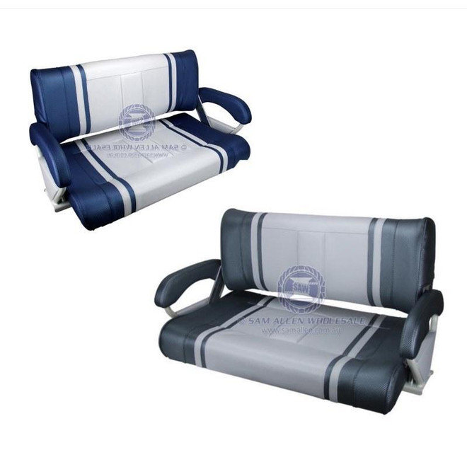 Relaxn Double Flip-Back Bench Seat