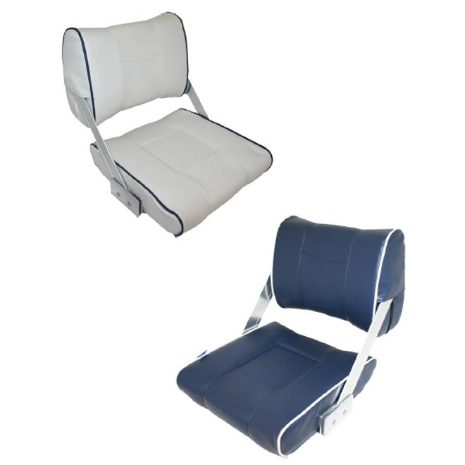 Flip-Back Deluxe Seats