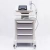 Next Gen enPuls 2.0 Radial Shockwave Unit by Zimmer on cart