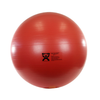 CanDo Deluxe ABS Exercise Ball Red