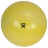 CanDo Deluxe ABS Exercise Ball Yellow