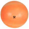 CanDo Deluxe ABS Exercise Ball Orange