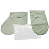 Waxwel 100 paraffin boot and mitt liners