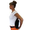 Ergoback Backrest positioned correctly