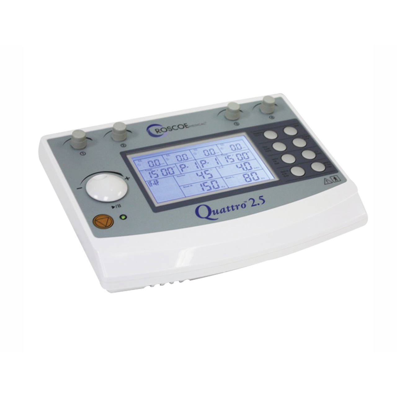 Quattro 2 5 Four Channel Electrotherapy
