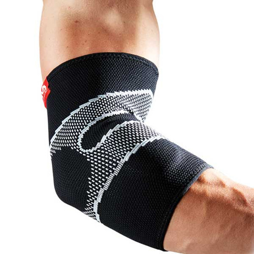 McDavid 4-Way Elastic Elbow Sleeve with Gel Buttresses