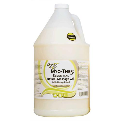 Myo-Ther Essential Gel  1 gal bottle