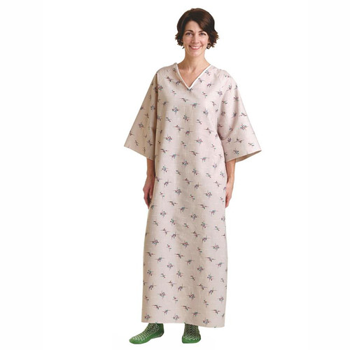 Deluxe Cut Patient Gowns