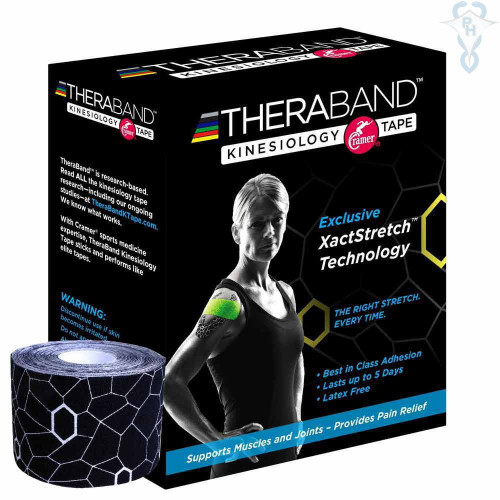 TheraBand Kinesiology Tape Pre-Cut