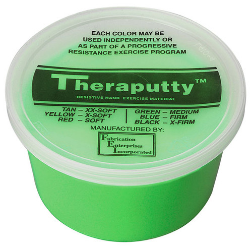Thera Putty Hand Exerciser Green