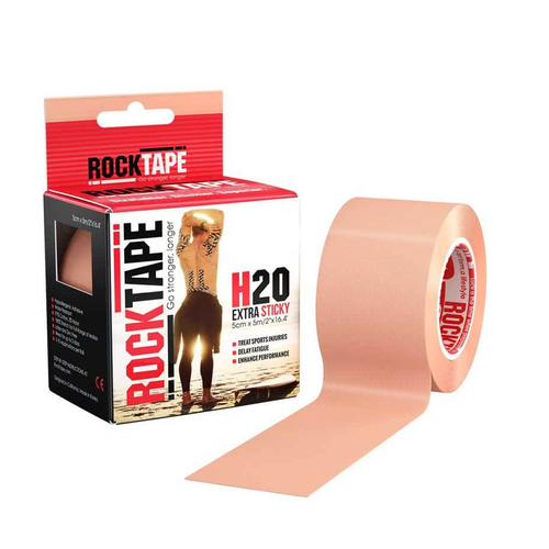 RockTape H2O - Beige Product With Package
