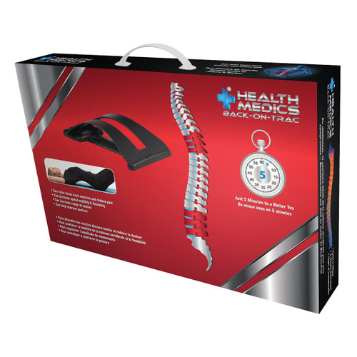 Health Medics Essentials  Back-on-Trac Box