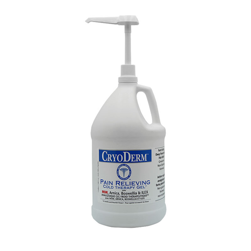 CryoDerm Cold Therapy - 1 Gallon Pump