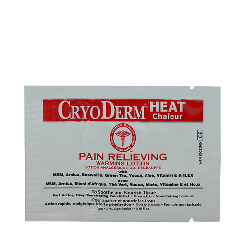 CryoDerm Heat - Sample - 12 /package