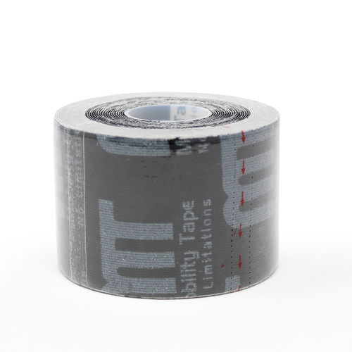 Black Menthol Infused Tape by Mobility Tape