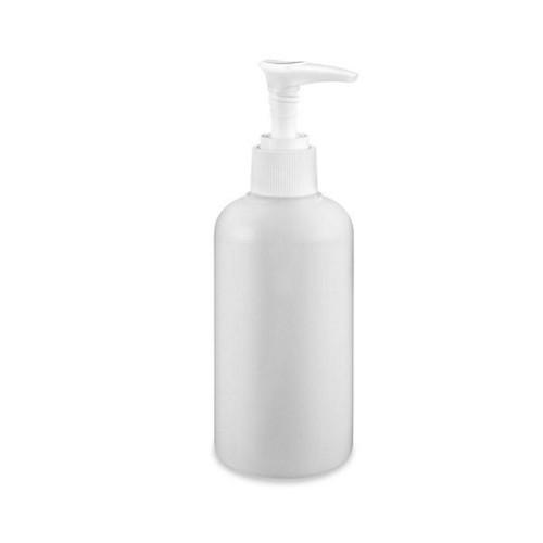 Empty 8oz Pump Bottle for Massage Lotion or Oil